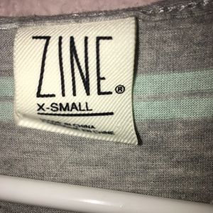 Zine Clothing Tops - Zine (from zumiez)